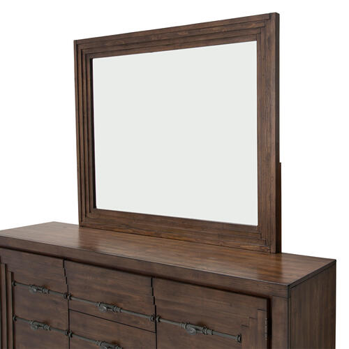 Sideboard & Mirror (2pc)