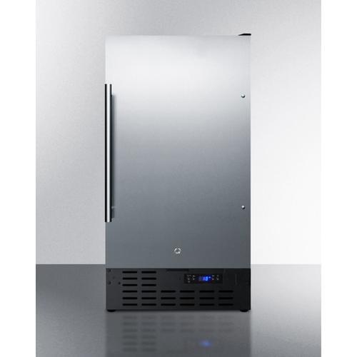 "Summit - 18"" Built-in All-freezer, ADA Compliant"