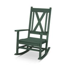 View Product - Braxton Porch Rocking Chair in Green