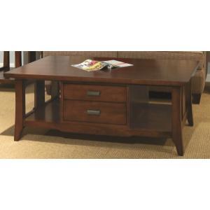 Durham Furniture - Westwood Dwr Cocktail Table
