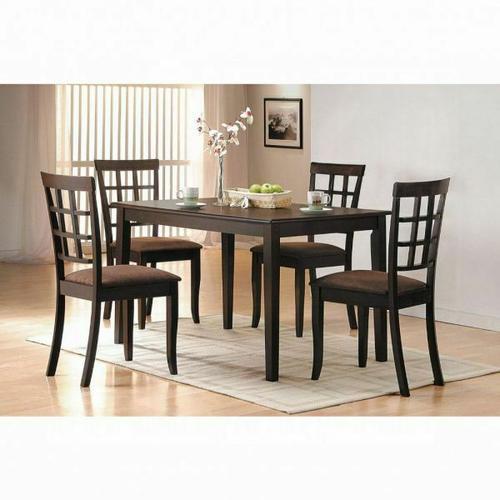 ACME Cardiff Dining Table - 06850 - Espresso