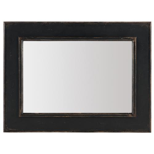 Hooker Furniture - Ciao Bella Landscape Mirror- Black