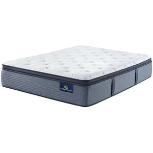 SertaPerfect Sleeper - Renewed Night - Plush - Pillow Top - Cal King