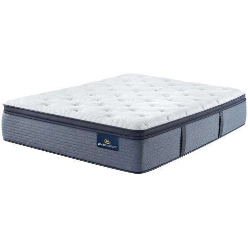 Perfect Sleeper - Perfect Sleeper - Renewed Night - Plush - Pillow Top - Cal King