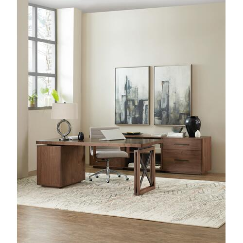 Hooker Furniture - Elon 64in Desk Top
