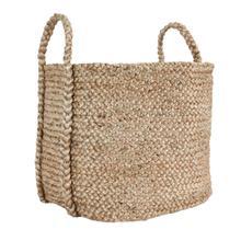 View Product - Jute Basket Natural
