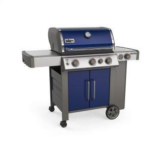 Genesis™ II E-335 Gas Grill - Deep Ocean Blue