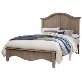 King Arch Platform Bed