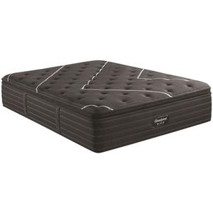Beautyrest Black - Special Edition - Natasha II - Plush - Pillow Top - Divided King