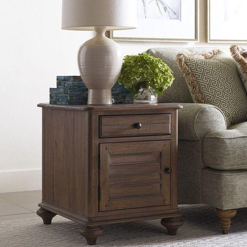 Weatherford Heather Chairside Table