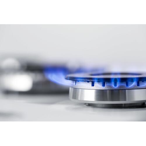 "30"" Wide 5-burner Gas Cooktop"