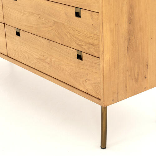 Carlisle 6 Drawer Dresser