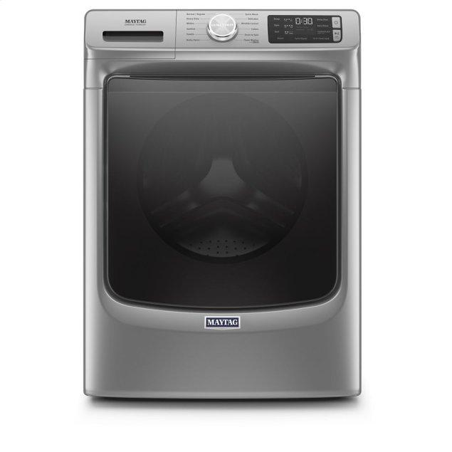 Maytag Front Load Washer with Extra Power and 16-Hr Fresh Hold® option - 4.8 cu. ft.