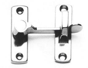 Shutter & Bi-fold Door Latch in (Shutter & Bi-fold Door Latch - Solid Brass) Product Image