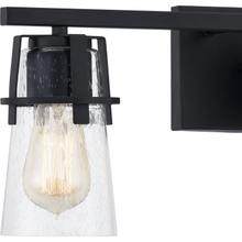 View Product - Knox Bath Light in Matte Black