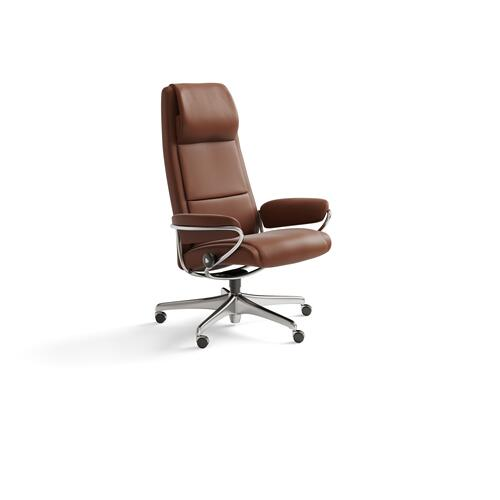 Stressless Paris High Back Star Base Office Chair
