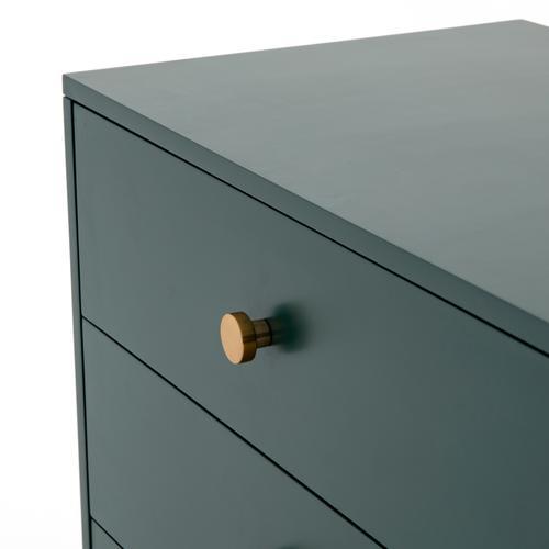 Juniper Green Finish Van 7 Drawer Dresser