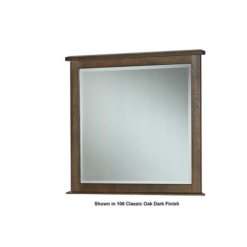 Loft Tall Landscape Mirror