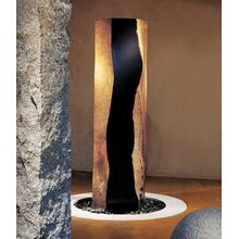 "Basalt Column Fountains 72""h"