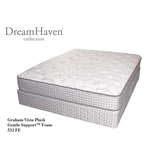 Dreamhaven - Graham Vista - Plush - Cal King