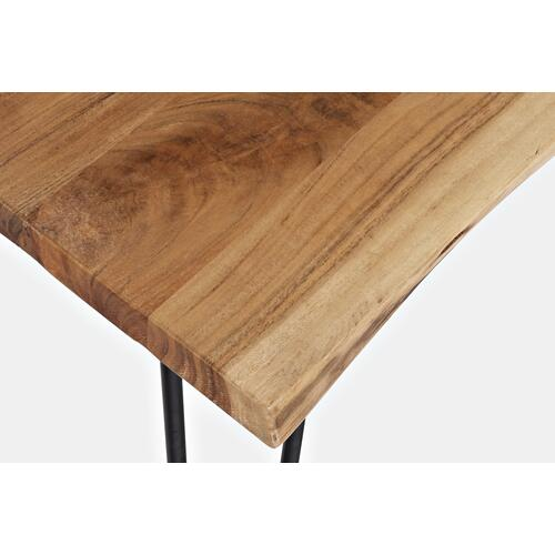 """Jofran - Nature's Edge 79"""" Dining Table"""