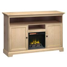 See Details - FT63C Extra Tall Fireplace Custom TV Console