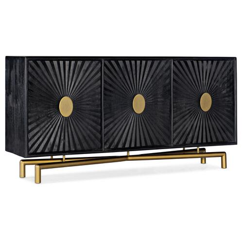 Hooker Furniture - 69in Entertainment Console