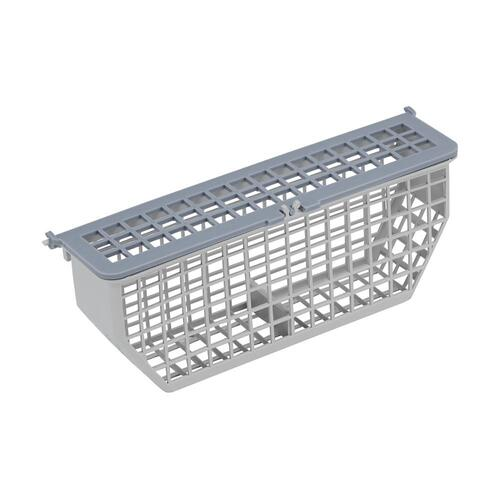 Dishwasher Silverware Basket, Grey
