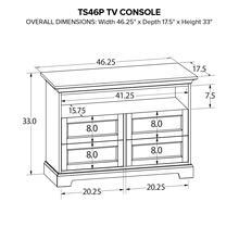 TS46P Custom TV Console