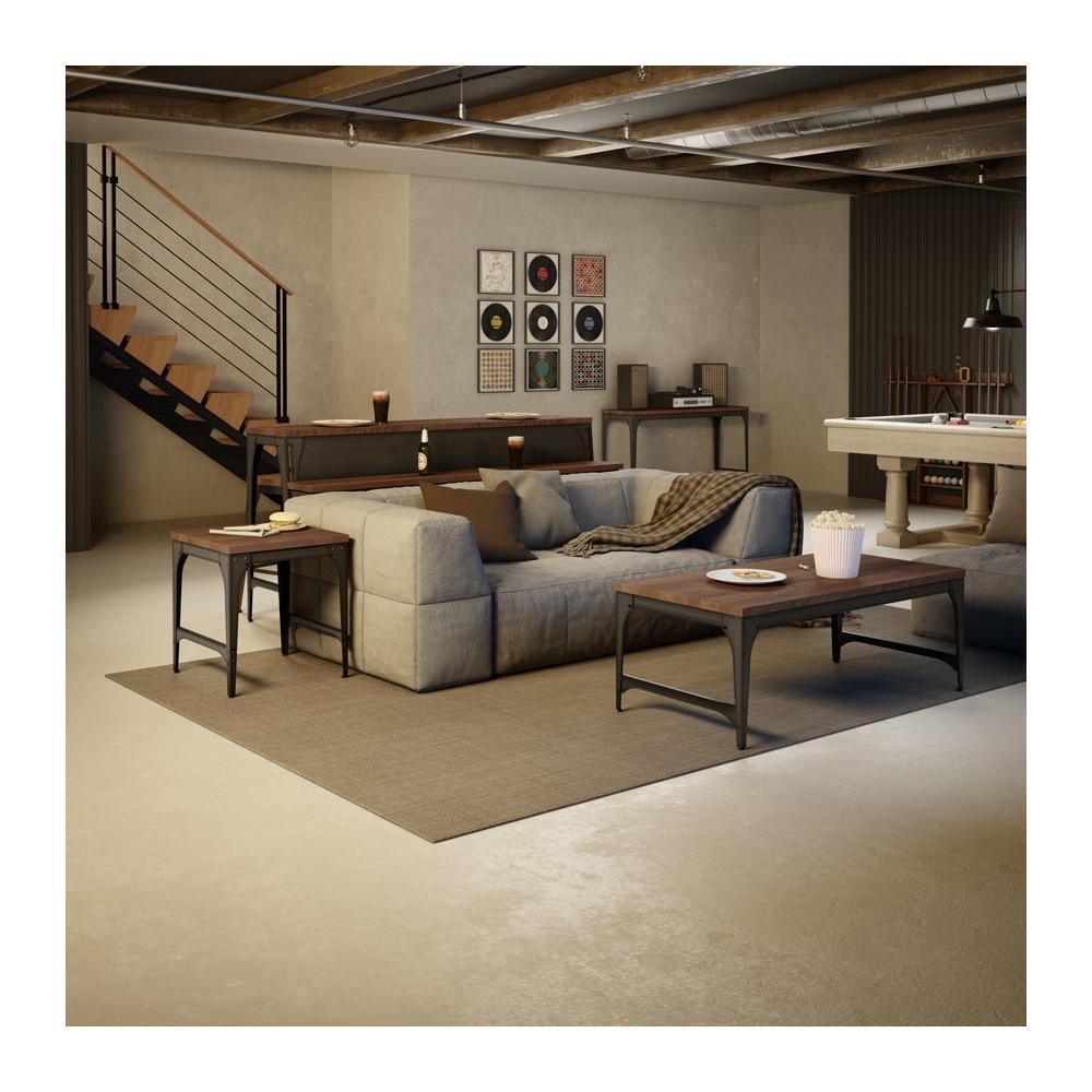 Amisco - Elwood Living Room Island Base (long)