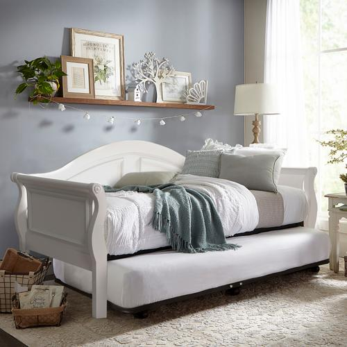 Bedford Complete Wood Twin-size Daybed With Trundle, White