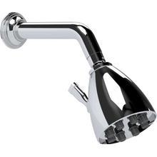 See Details - Antique Gold Adjustable easy clean shower head - 8 JET