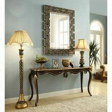 ACME Shiloh Accent Mirror (Wall) - 97228 - Bronze