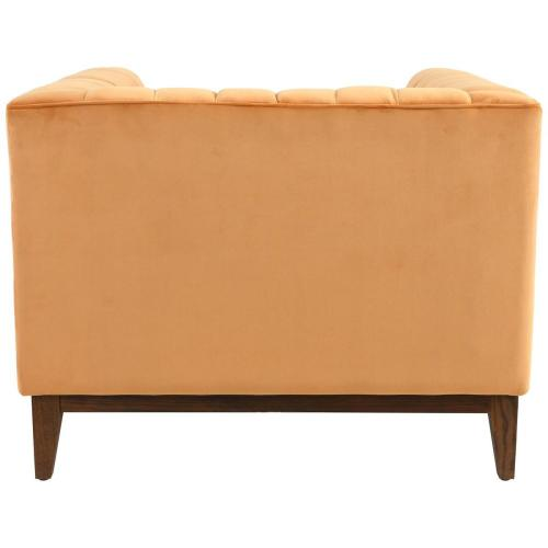 Betty Accent Chair Amber