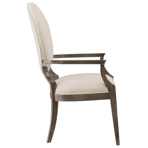 Clarendon Arm Chair in Arabica (377)