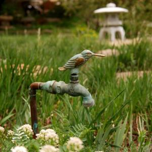 Verdi French Country Hose Bibb Faucets Brass / Sparrow Product Image
