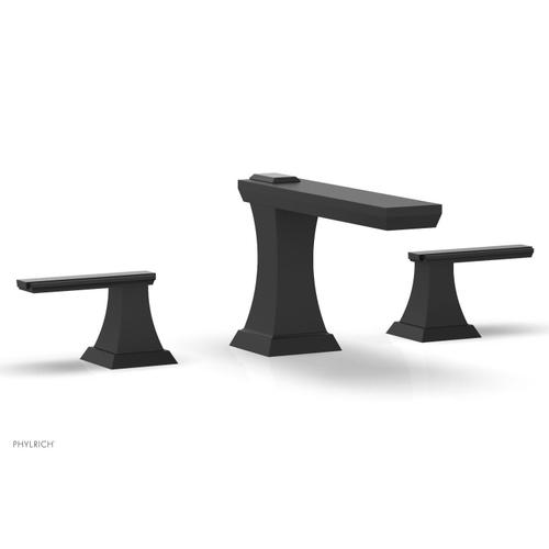 WAVELAND Widespread Faucet - Matte Black