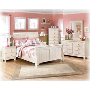 Cottage Retreat Bedroom Set