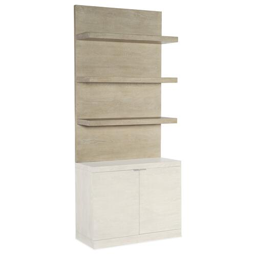 Hooker Furniture - Cascade Bookcase Hutch