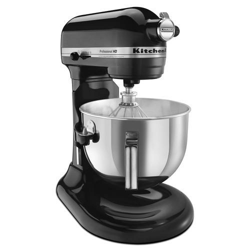 Product Image - Professional HD Series 5 Quart Bowl-Lift Stand Mixer Onyx Black
