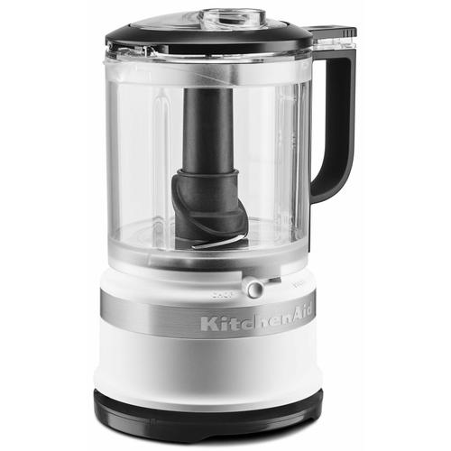 KitchenAid - 5 Cup Food Chopper - Matte White