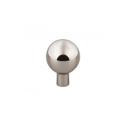Brookline Knob 1 Inch - Polished Nickel