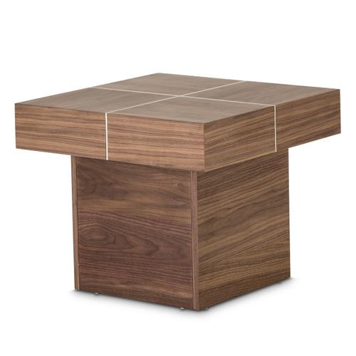 Brockton Square End Table