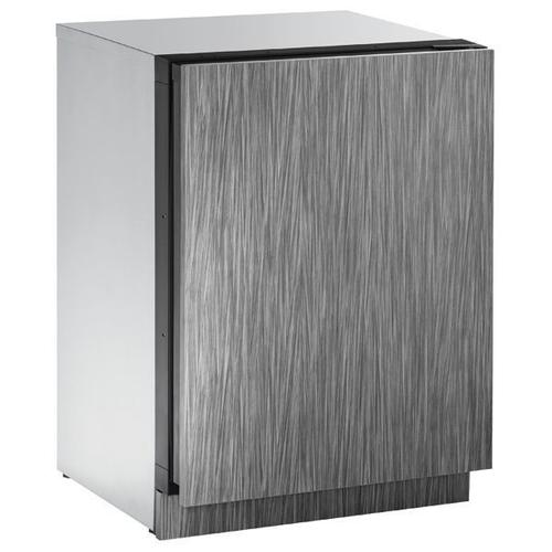 "24"" Wine Refrigerator With Integrated Solid Finish (230 V/50 Hz Volts /50 Hz Hz)"