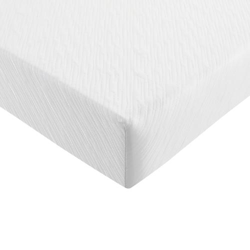 "SLEEPINC. 7"" Medium Firm Memory Foam Mattress in Box, Twin XL"