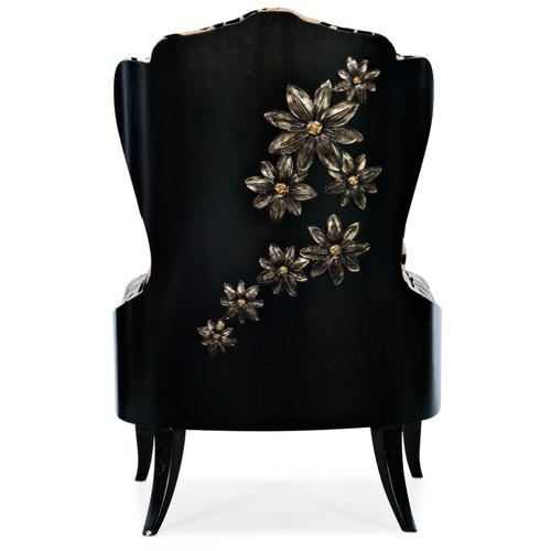 Hooker Furniture - Sanctuary Belle Fleur Slipper Chair
