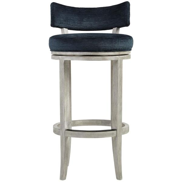 Hirsch Bar Stool in Weathered Greige