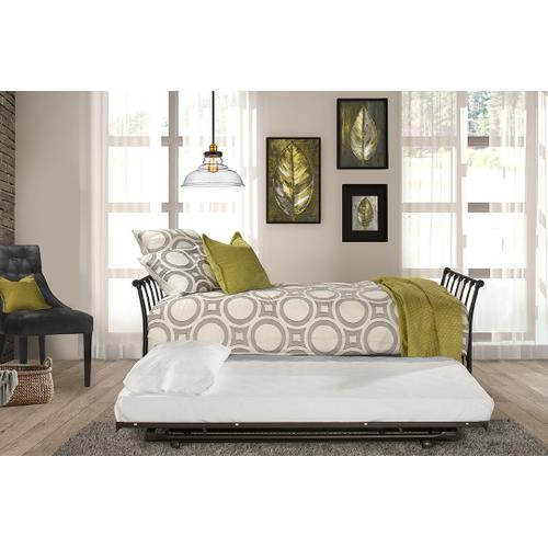 Gallery - Midland Backless Daybed With Trundle