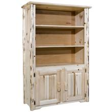 Montana Collection Bookcase with Storage