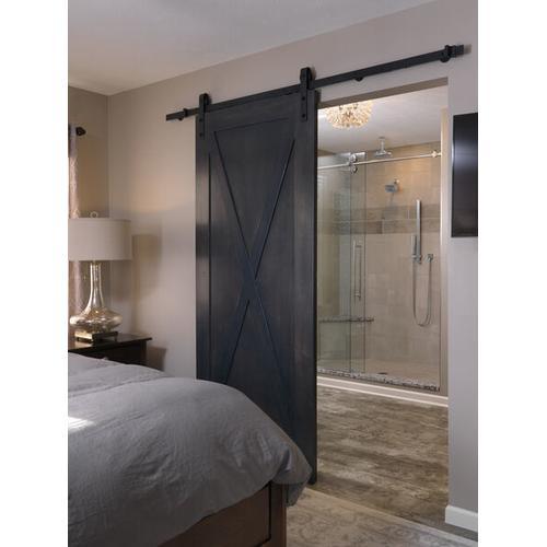 Product Image - Chrome H 2 Okinetic ® Single-Setting Slide Bar Hand Shower